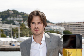 Ian Somerhalder Ian Somerhalder For Azzaro Pour Homme Photocall - The 68th Annual Cannes Film Festival