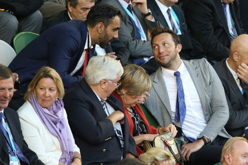 Ian Thorpe Australian Open: Day 12