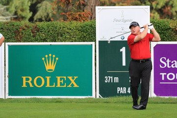 Ian Woosnam Paris Legends Championship - Day Two