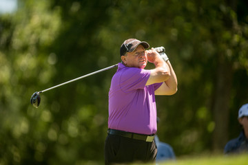 Ian Woosnam Insperity Championship - Round One