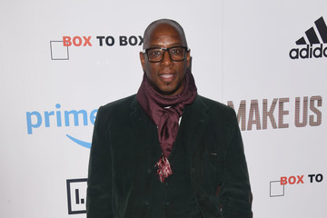 Ian Wright 'Make Us Dream' Documentary World Premiere - Red Carpet Arrivals