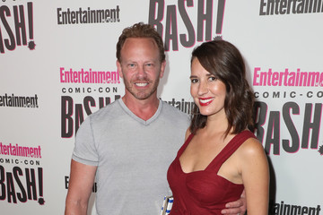 Ian Ziering Erin Ludwig Entertainment Weekly Hosts Its Annual Comic-Con Party At FLOAT At The Hard Rock Hotel In San Diego In Celebration Of Comic-Con 2018 - Arrivals