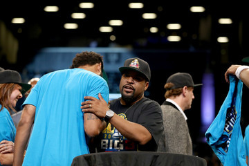Ice Cube Celebrities Attend The BIG3 Championship
