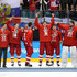 Nikolai Prokhorkin Photos - Gold medal winners Olympic Athletes from Russia celebrate during the medal ceremony after defeating Germany 4-3 in overtime during the Men's Gold Medal Game on day sixteen of the PyeongChang 2018 Winter Olympic Games at Gangneung Hockey Centre on February 25, 2018 in Gangneung, South Korea. - Ice Hockey - Winter Olympics Day 16