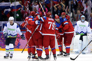Ilya Kovalchuk Alexander Ovechkin Photos Photo