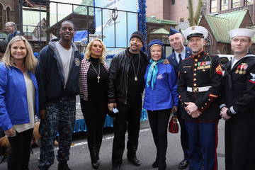 Ice-T Lois Pope American Humane Association Salutes Four-Legged Military Heroes