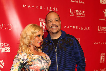Ice-T 2014 Shape & Men's Fitness Super Bowl Party