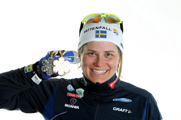 Ida Ingemarsdotter Pictures - Cross Country Women's 4x5km Relay - FIS Nordic World Ski ...