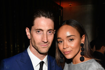 Iddo Goldberg Ashley Madekwe Premiere Of Focus Features' 'The Zookeeper's Wife' - After Party