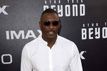 Idris Elba Premiere of Paramount Pictures' 'Star Trek Beyond' - Arrivals