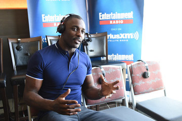 Idris Elba SiriusXM's Entertainment Weekly Radio Channel Broadcasts From Comic-Con 2016 - Day 1