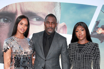 Idris Elba Sabrina Dhowre Elba Premiere Of Universal Pictures' 'Fast And Furious Presents: Hobbs And Shaw' - Arrivals