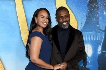 Idris Elba Sabrina Dhowre Elba Universal Pictures Presents The World Premiere Of Cats