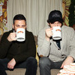 Ike Barinholtz Jimmy Kimmel And Friends Celebrate The Holidays With Baileys At Private Party