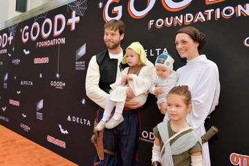 Ike Barinholtz 2018 GOOD+ Foundation's 3rd Annual Halloween Bash Presented By Delta Air Lines And Otter Pops