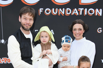Ike Barinholtz Jessica And Jerry Seinfeld's GOOD + Halloween Bash - Arrivals