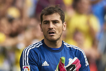 Iker Casillas Villarreal CF v Real Madrid CF - La Liga