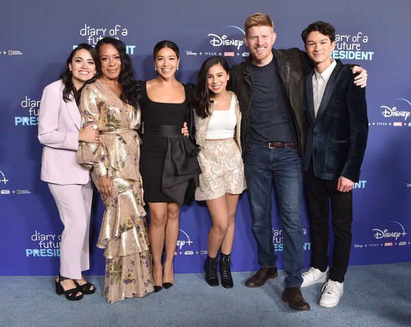 "Premiere Of Disney +'s ""Diary Of A Future President"" - Arrivals"