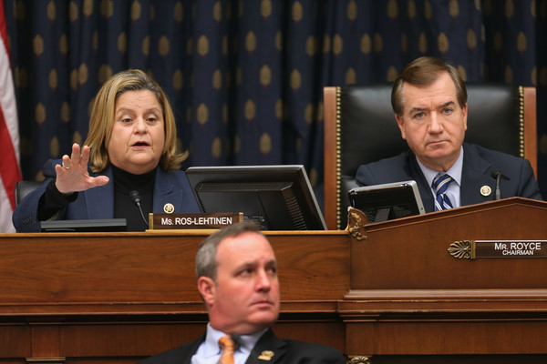 House Foreign Affairs Committee Holds Hearing  []
