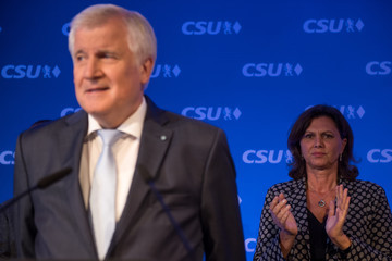 Ilse Aigner Election Night: Bavarian Christian Democrats (CSU)