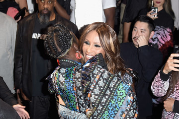 Iman KENZO x H&M Launch Event Directed by Jean-Paul Goude' - Performance & Party