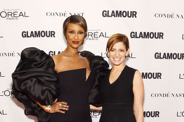 Iman 2015 Glamour Women of the Year Awards - Arrivals