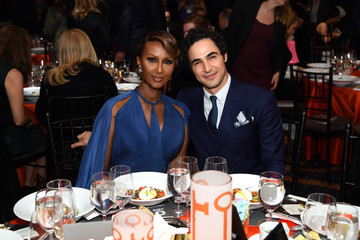 Iman 2nd Annual CARE Impact Awards Dinner