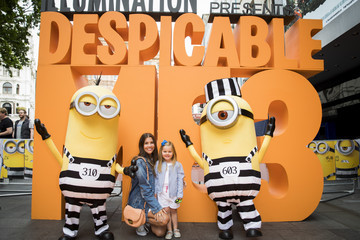 Imogen Thomas 'Despicable Me 3' Multimedia Screening