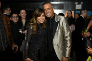 Paula Abdul (L) and Joseph Gatto attend the Impractical Jokers: The Movie Premiere Screening and Party on February 18, 2020 in New York City. 739100