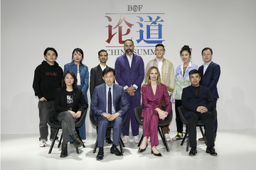Imran Amed The Business Of Fashion Presents The BoF China Summit 2019 In Shanghai