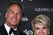 David Panton and Julie Bishop attends the InStyle & Audi Women of Style Awards on May 08, 2019 in Sydney, Australia.