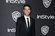 James Wolk attends the InStyle And Warner Bros. Golden Globes After Party 2019 at The Beverly Hilton Hotel on January 6, 2019 in Beverly Hills, California.