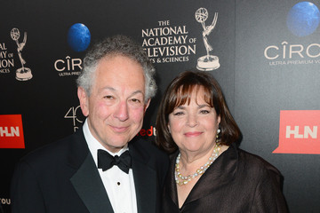 Ina Garten with Husband Jeffrey Garten
