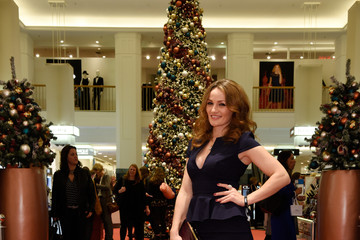 Ina Menzer GALA Christmas Shopping Night 2015
