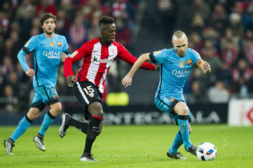 Inaki Willams Athletic Club de Bilbao v FC Barcelona - Copa del Rey: Quarter Final