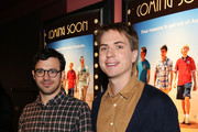 'The Inbetweeners' Cast Arrives in Auckland