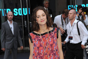 Marion Cotillard attends the World film premiere for 'Inception' at the Odeon Leicester Square on July 8, 2010 in London, England.
