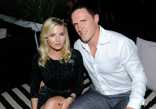 Dion phaneuf still dating elisha cuthbert