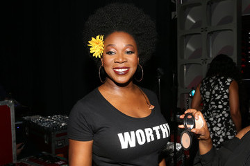 India.Arie Black Girls Rock! 2017 - Backstage & Audience