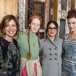 India Menuez Glamour's Cindi Leive and Girlgaze's Amanda de Cadenet Host Lunch Celebrating Films Powered by Women During Sundance - 2017 Park City