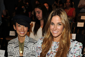 India de Beaufort Whitney Eve - Front Row - Spring 2013 Mercedes-Benz Fashion Week