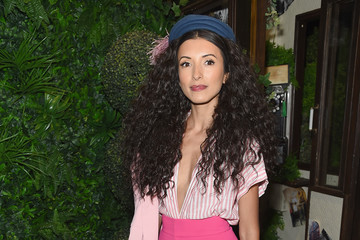 India de Beaufort Alice + Olivia By Stacey Bendet - Arrivals - September 2017 - New York Fashion Week: The Shows