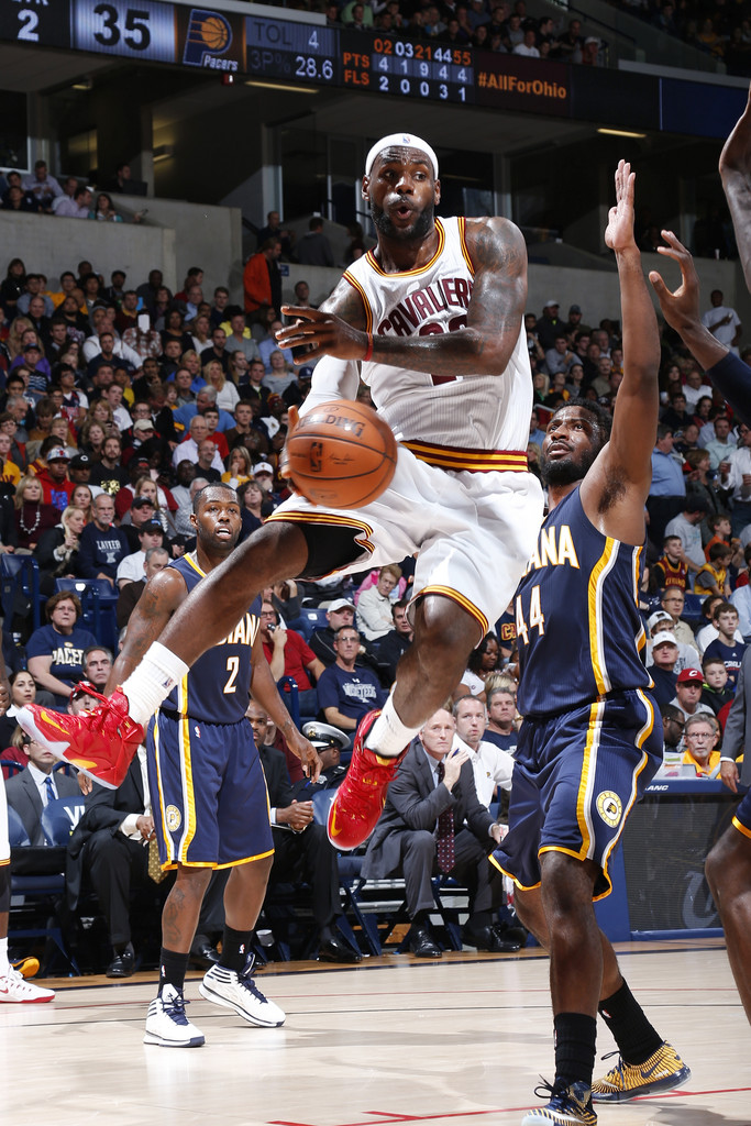 pacers vs cavaliers - photo #5