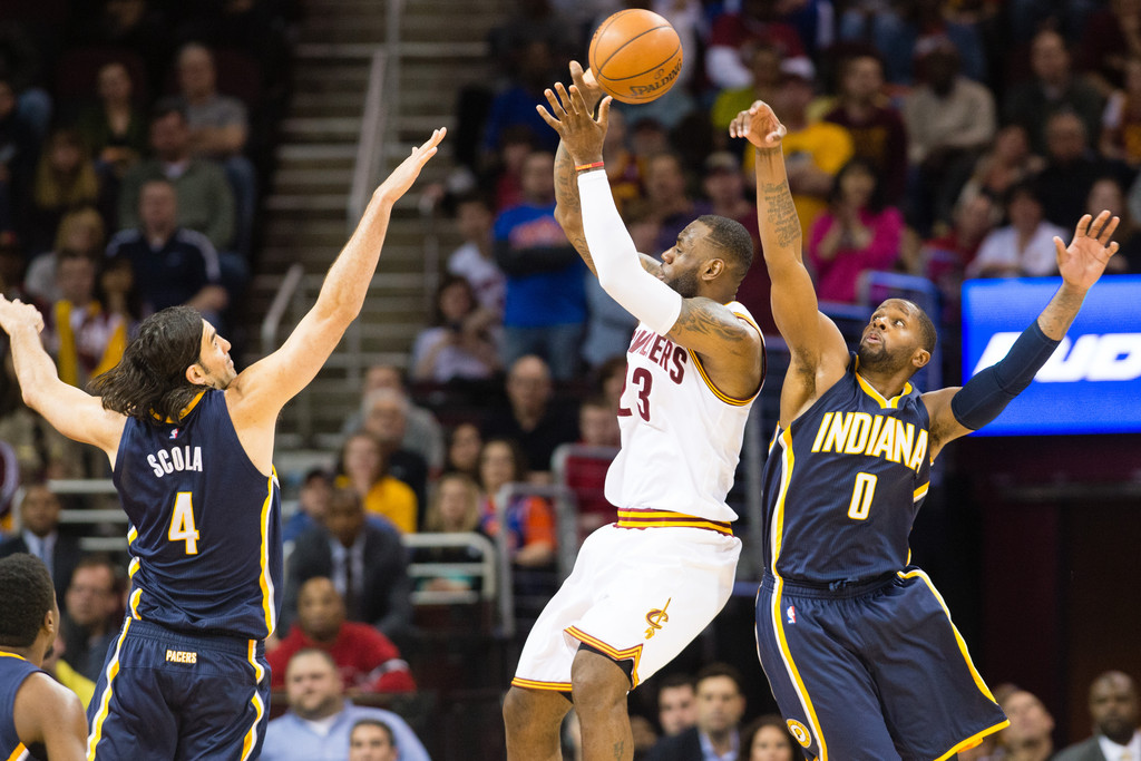pacers vs cavaliers - photo #27