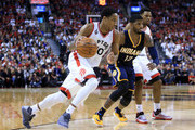 Demar Derozan and Paul George Photos Photo
