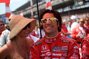 Dario Franchitti Ashley Judd Photos Photo