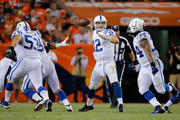 Andrew Luck and Trent Richardson Photos Photo