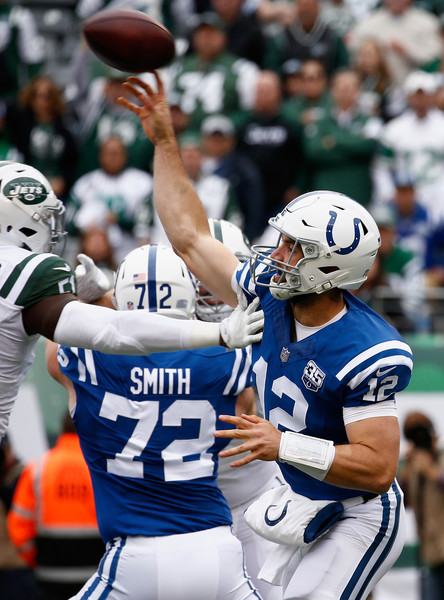 Indianapolis Colts vs. New York Jets - 1 of 14