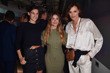 Ines de la Fressange Fashion Tech Lab Launch Event Hosted By Miroslova Duma and Stella McCartney - PFW Spring And Summer 2018