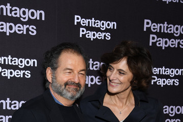 Ines de la Fressange 'Pentagon Papers' Paris Premiere at UGC Normandie